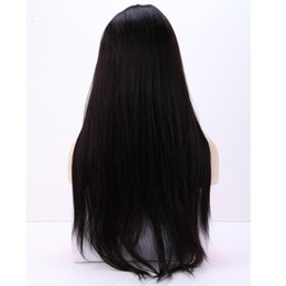 fancy long hair Coupons - 2019 New Womens Long Brazilian Straight Natural Fancy Dress Wig Hair Wigs