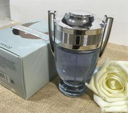 iluminación francia Rebajas 2019 oferta especial Francia Paco hombres valiente perfume 100 ML fragancia ligera duradera entrega de alta calidad gratis