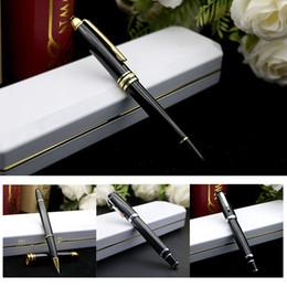 plumas alemanas Rebajas Rollerball M marca alemana bolígrafo Plumas regalo de lujo de la pluma de escritura escuela de la oficina de negocios Proveedores de calidad superior pluma estilográfica
