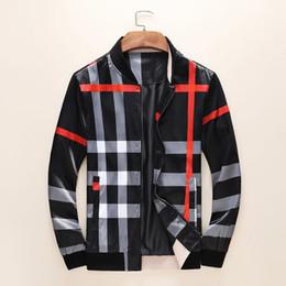 casaco marca itália Desconto 19TT Itália nova moda masculina jaqueta casaco impressão designer jaqueta blusão de manga comprida de roupas masculinas M-3XL