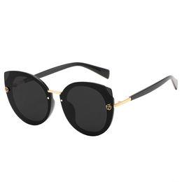 2019 flores senhoras óculos de sol New Grande das Mulheres caixa de Olho de Gato Óculos De Sol Da Marca designer de Senhoras de Gato olhos óculos de sol flores design de moda grande caixa de óculos de sol frete grátis desconto flores senhoras óculos de sol