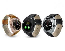 Mp3 для детей онлайн-X3 смарт - часы шагомер фитнес часы камера SIM-карта Mp3-плеер для apple Android Watchphone