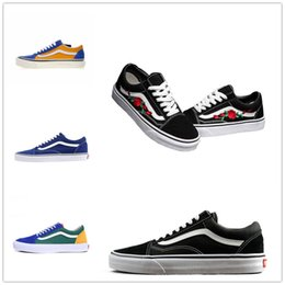 Deutschland Mode Schuhe Unisex House aus Herren Damen Sneakers schwarz weiß Grün für Design Skate Sport Classic Old Skool Kausal Schuh36-44 D668866887799 Versorgung