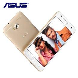 мода сотовый телефон наушники Скидка Новый ASUS ZenFone 4 Selfie ZD553KL Dual Sim One microSD слоты 64G ROM 4G RAM 3000mAh 20MP + 8MP фронтальная камера Octa Core мобильный телефон