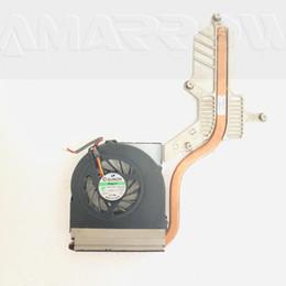 Dissipatore laptop lenovo online-Ventola di raffreddamento del dissipatore di calore CPU del computer portatile originale spedizione gratuita per Lenovo B450 B450A B450L 60.4DM13.001