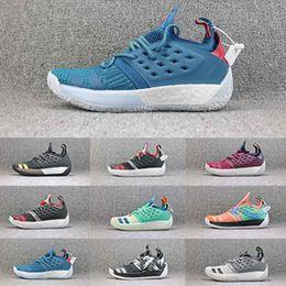 chaussures finales Promotion Arrivée James Harden 2 Vol.2 Hommes Chaussures De Basket-ball MVP Finales Entraînement Sportif Harden Chaussures De Basket-ball Taille 40-46