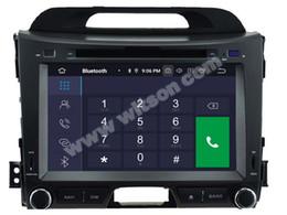 """2019 cargador de coche mercedes 8 """"Android 9.0 Pie OS DVD del coche Multimedia Navegación GPS Radio para Kia Sportage (SL) 2010-2016 Kia Sportage R 2010-2016"""