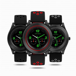 2019 sim kartensteckplatz smartwatch Mode Smart HD Kamera GSM Telefon Uhr Mit SIM Und TF Kartensteckplatz Mp3 Mp4 Player Bluetooth Nachricht Touch Panel Smartwatch Für IOS Android günstig sim kartensteckplatz smartwatch