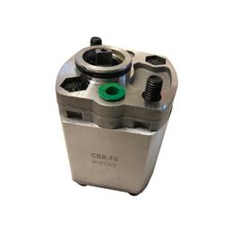 Pompe à engrenages hydraulique CBk-F1.0F CBk-F2.1F Pompe à huile haute pression CBk-F3.0F CBk-F2.6F CBk-F1.2F 20mpa ? partir de fabricateur