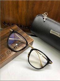 2019 occhiali da vista in titanio per uomo montatura per occhiali montatura in titanio montatura per occhiali restauro antichi modi oculos de grau uomini e donne miopia montature per occhiali SHAGASS 12 sconti occhiali da vista in titanio per uomo