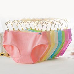 bonnets en coton noir pour femme Promotion Lingerie Coton Slip Underwear Femme Rose Slip Lolita Kawaii Rose Rouge Bleu Noir Uni XXL Panty Womens Clothing 42408