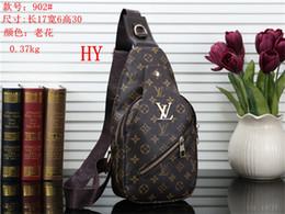 2019 neue braune koreanische crossbody taschen Neue Mode für Männer Handtaschen Damen Geldbörse Gute Qualität Leder Unisex Clutch HY60902 Berühmte Schulter Satchels Bag