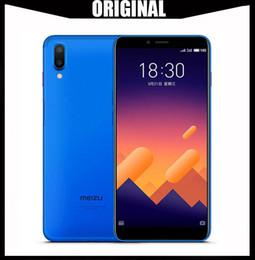 2019 câmera de vídeo rápida Meizu Original E3 4G LTE 6 GB 64 GB / 128 GB Snapdragon SmartPhone 636 Octa Núcleo 5.99