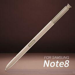 Wholesale Оригинальная ручка Active Stylus S Pen Stylet Caneta Touch Screen Pen мобильный телефон Note8 водонепроницаемый S Pen для Samsung Galaxy Note