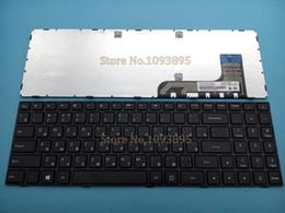 Teclado ideapad online-Nuevo teclado ruso para Lenovo Ideapad 100-15 100-15IBY 100-15IB B50-10 80MJ PK131ER1A05 Portátil Teclado ruso Cable corto