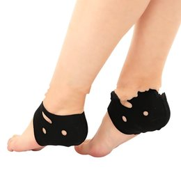 zapatos de goma para hombre Rebajas Soporte de tobillo manga del pie de yoga cubierta del zapato de entrenamiento piso interior masculino y femenino gimnasio deportivo antideslizante caucho negro 2 8cs C1