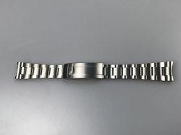 2019 pulseira de borracha vermelha Para Rolex Submariner Buckle AR Fábrica Super 904L pulseira de aço alta Bracelet Qualidade Fix todos de alta qualidade Fábrica Submariner