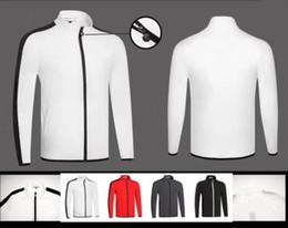 2019 OEM M гольф тонкий анти-UVA куртка Лето / Осень сухая посадка защита от солнца ужин тонкий ветрозащитный слой 3 цвета от