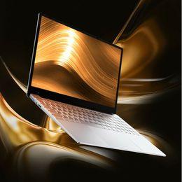 "Computadoras portátiles de cuatro núcleos online-LHMZNIY 15.6 ""Portátil Intel Windows10 Tablet Celeron J3455 Quad Core 8G Notebook"