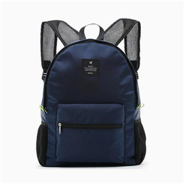 canvas backpack wholesale for men Coupons - Men Male Nylon Backpack College Student School Women Backpack Bags for Teenagers fashion Casual Rucksack Travel Daypack
