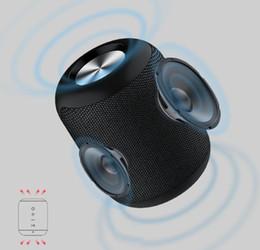 Canada 2019 HOT Top Sounds Qualité Chargee Sans Fil Bluetooth Mini Haut-Parleur Extérieur IPX6 Étanche HIFI Portable Bluetooth Haut-Parleur Sport Haut-Parleur Offre