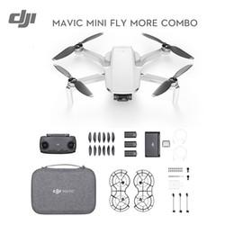 2019 quadcopters rc Em estoque DJI Mavic Mini zangão com 2.7k câmera é MT1SS5 / MT1SD25 tempo de vôo de 30 minutos marca original novo MX191130