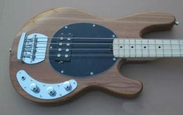 Canada Livraison gratuite Basse Guitare Sting Ray 4 Music Man Nature Bois Basse Électrique Meilleurs Instruments De Musique Offre