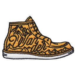 Canada Mode Sneaker Broderie Fer Sur Des Patchs Mini Décoration Pour Vêtements Sac Chapeau DIY Design Applique Livraison Gratuite cheap mini patches Offre