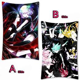 Is This A Zombie Dakimakura Eucliwood Hellscythe Anime Hugging Body Pillow Case
