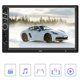 2019 televisores do painel do carro Nova Bluetooth AUX Reverso Imagem FM Car Vídeo Música MP5 Player Nova Moda Car Music MP5 Player car