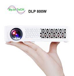 Poner Saund DLP800W Mini projecteur 3D 1080p Projecteur Full HD LED HDMI USB WIFI Projecteur LED intégré Android 6.0 Bluetooth 4.0 DLP 800W ? partir de fabricateur