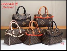 2020 neue Frauen Marke Taschen Luxus designere V Buchstaben PU Leder Handtaschen berühmte Designer Markenbeutel Geldbeutel Schulter Tasche