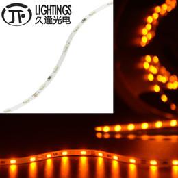 Led 3mm lumière 12v blanc en Ligne-Nouveau 5M SMD 3014 3mm 90ledS / M 450LEDs Lumière de bande lumineuse à led super brillante Réfrigérateur lumières DC12V blanc / Blanc chaud / Blanc naturel / Bleu glacier