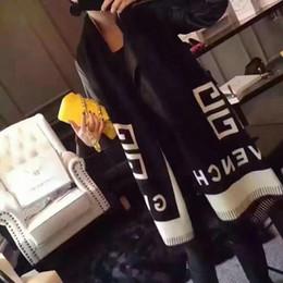 2019 mangas de xale longo lenço de inverno 2019 cachecol de grife: lenços de caxemira elegantes de alta qualidade, cachecóis de imitação grossos de caxemira de luxo, 180 * 70cm