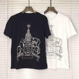 dc7c19021 Diseñador de camisetas para hombre marca de moda Londres Inglaterra  estampado de orangután top Mujer Ropa jumper camisas de manga corta lusso  marque de luxe ...