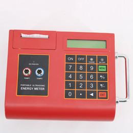 tri pince inoxydable Promotion Nouveau débitmètre ultrasonique portable TUC-2000E Débitmètre thermique / thermique avec transducteur moyen TM-1