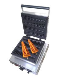 Livraison gratuite ~ Électrique 4 PCS Lolly gaufriers 220V110V Gaufrier Machine ? partir de fabricateur