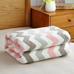 Шевронные ткани онлайн-100% хлопок сатин стеганые покрывала шеврон полный двойной размер 1шт упаковка постельное белье покрывало хлопок качество