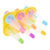 Canada 6 PCS modèle de fabricant de crème glacée Popsicle moules forme de parapluie faire congelés bricolage jus crème glacée Lolly yogourt Popsicle moules Offre
