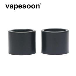 VapeSoon Drip Наконечник Черный POM Материал Для РЕБЕНКА V2 Stick V9 Бак распылителя Поддержка смешивания порядок смешивания Капельный наконечник от
