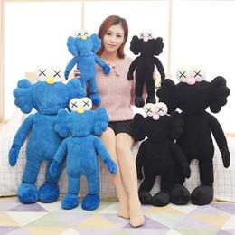 brinquedos do ônibus do gato Desconto 50 centímetros ~ 90 centímetros mais novo Kaws Tailândia Bangkok Exhibition Sesame Street Kaws BFF de pelúcia boneca modelo de algodão Toy bebê caçoa presente