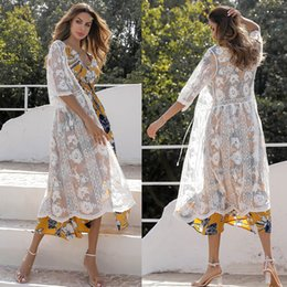 81d01316d8bdd Discount Beach Resort Dresses | White Beach Resort Dresses 2019 on ...