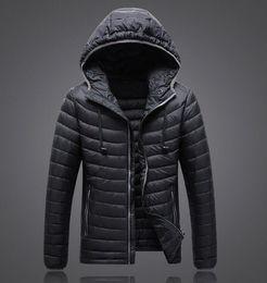 2019 стойки для белых носителей 2018 Мужская Packable классический бренд север вниз пальто открытый легкие куртки мужские воды лицо куртка 1503