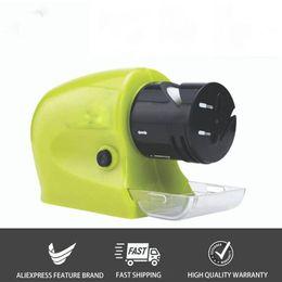 2020 affilatrice utensile elettrica Strumenti multifunzionale motorizzata per affilare i coltelli rapida elettrico Coltello da cucina pietra per affilare da cucina Coltelli Accessori sconti affilatrice utensile elettrica
