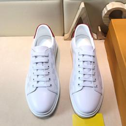 2019 nueva moda al aire libre para hombre zapatos casuales estilo italiano viajes vacaciones andador zapatos de lujo de alta calidad diseñador de la marca Le scarpe con caja desde fabricantes