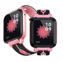 двухсторонний сотовый телефон Скидка Y30 смарт-часы для малыша IP68 Водонепроницаемый смарт-браслет сенсорный экран двусторонней связи с GPS камеры сотовый телефон подарок ребенку