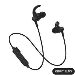 2019 fones de ouvido de óculos de sol Sports Bluetooth fone de ouvido no pescoço montado absorção magnética impermeável 5.0 estéreo fone de ouvido sem fio ouvido