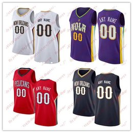f8023d90040 Cheap Custom New basketball Jersey personalizzare Qualsiasi numero  qualsiasi nome Mens Youth Women cucito Personalized Red navy Blue White  vest Jerseys