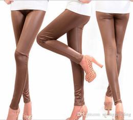 2019 billige schlankheits-leggings Billig Think Slim Neue Frauen Winter Leggings Lederhosen Stiefel Leggings Slim Warme Hosen Cartoon Frau Hosen Hosen Leggings FS5666 rabatt billige schlankheits-leggings