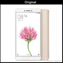 Argentina Venta al por mayor Original Xiaomi Mi Max Prime 6.44 pulgadas 4850mAh 4G LTE 64GB / 128GB Snapdragon 650 Hexa Core 1920x1080P Suministro